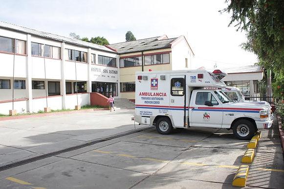 Imputado exasesor de alcaldía de Moniquirá por presunta compra irregular de ambulancia