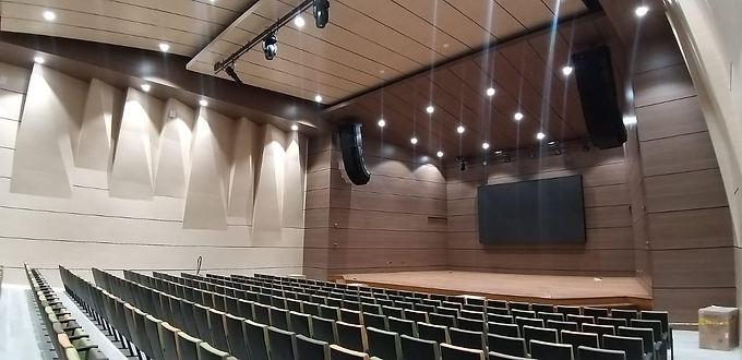 Boyacá cuenta ahora con el moderno auditorio Boyaquirá