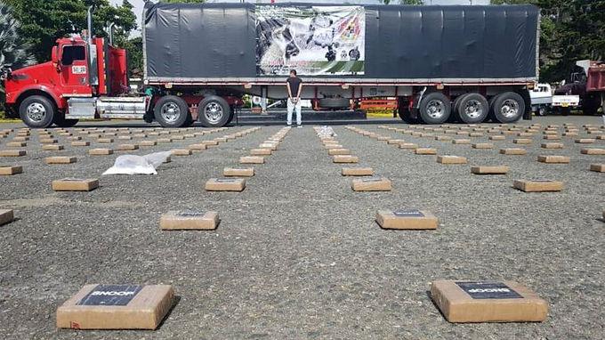Cocaína era transportada entre Boyacá y Norte de Santander