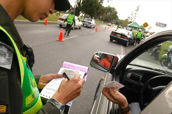 Descuentos para deudores de multas de tránsito