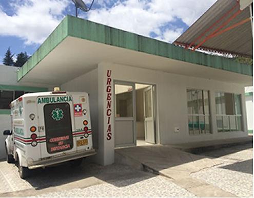 Faltan recursos para culminar el Hospital de El Cocuy