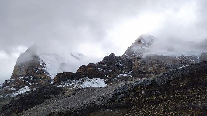 Aumentaron los turistas en el Nevado de El Cocuy