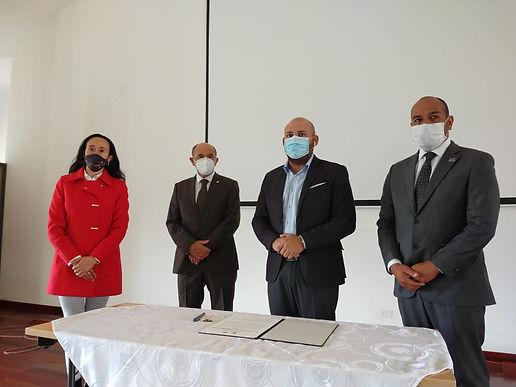 """El reconocimiento """"Príncipe de Arcabuco», es entregado al programa académico de la UPTC"""