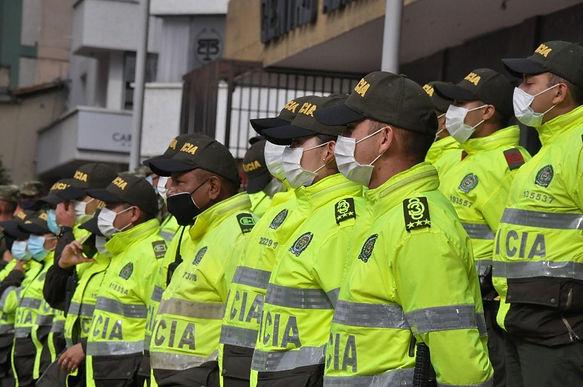 La Policía se pronuncia frente a los actos violentos que se dieron en Duitama el lunes