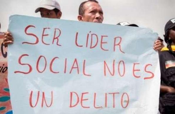109 municipios impactados por la violencia contra líderes políticos, sociales y comunales en lo corrido del 2020
