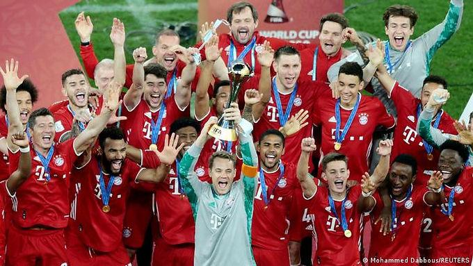 El campeón del Mundial de Clubes es el Bayer Múnich