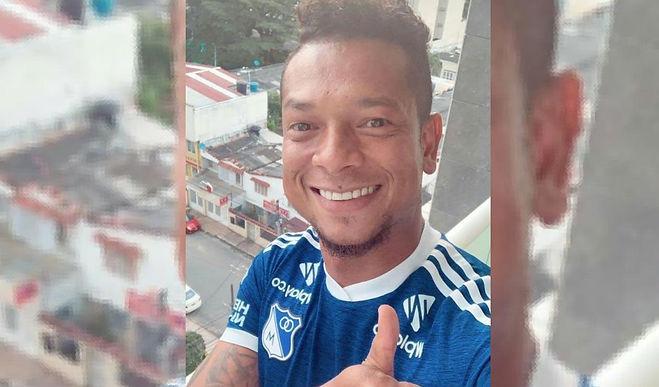 Fredy Guarín llega a reforzar al 'azul' de Bogotá