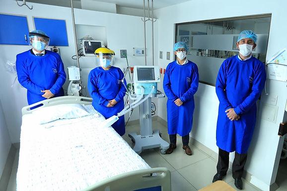 Sigue el compromiso de Barragán con el sistema de salud