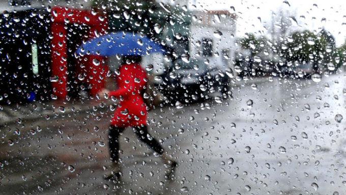 Las lluvias van hasta diciembre