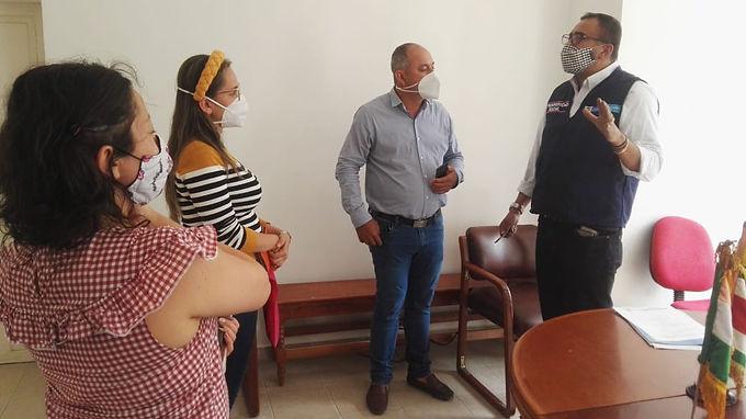 DPS en Boyacá se prepara para implementar estrategias que permitan la reducción de la pobreza