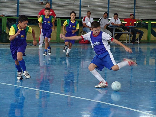 El Primer Torneo de Fútbol de Salón se realizó en Duitama