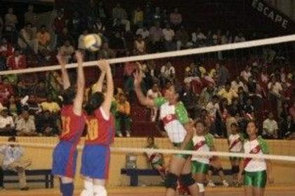 Tunja presente en Campeonato Internacional de Voleibol