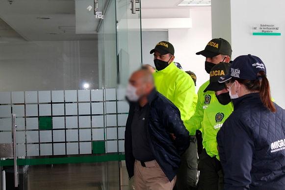Un oficial de Migración involucrado en tráfico de drogas