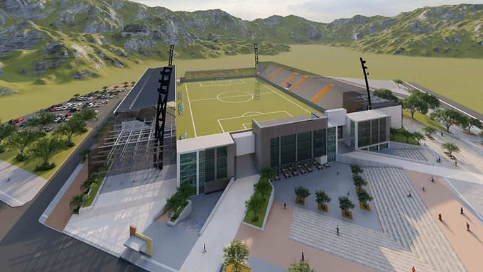 Arranca el sueño del Estadio de Sogamoso