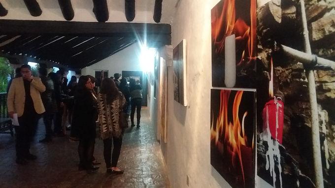 Sigue la exposición del Salón de Arte Religioso