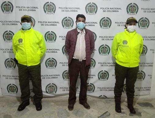 Asegurado presunto responsable de un homicidio en Sogamoso