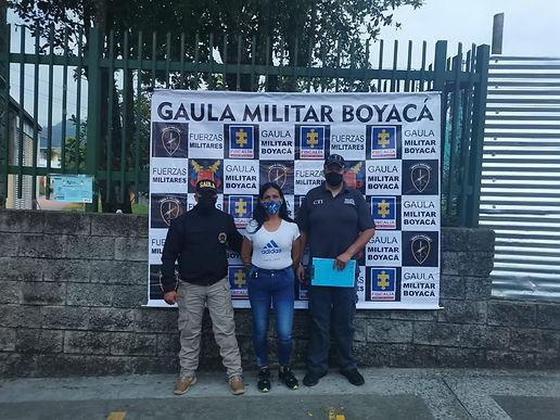Judicializadas dos mujeres que habrían participado en extorsiones en Boyacá