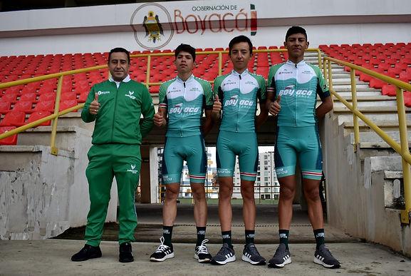 5 y 6 de mayo serán las competencias para escoger a los mejores ciclistas de Boyacá