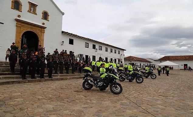 Policía debe evaluar y hacer intervención a la Estación de Villa de Leyva
