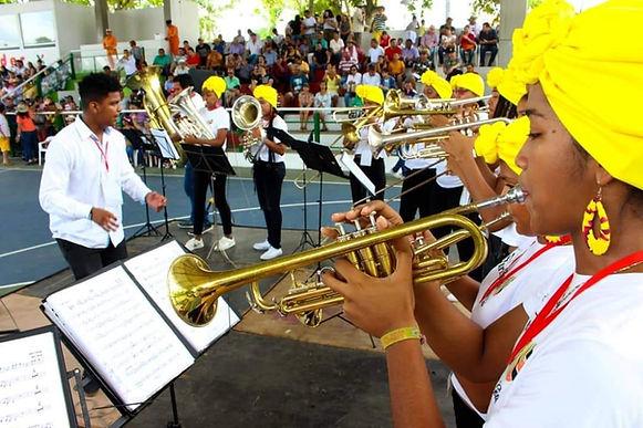 Conozca aquí los ganadores de la versión virtual del Concurso Nacional de Bandas