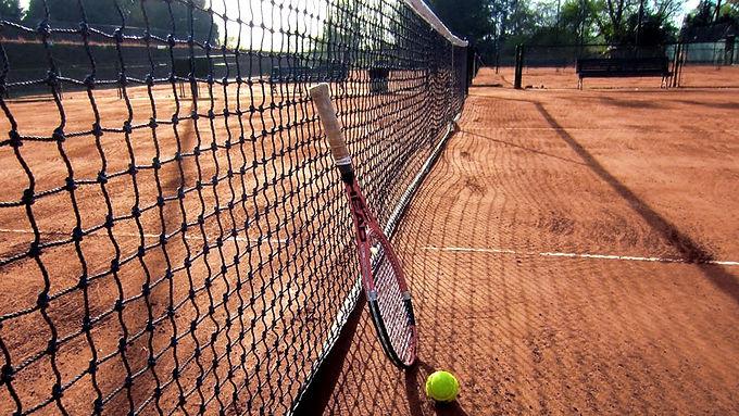 La próxima semana abren las canchas de tenis