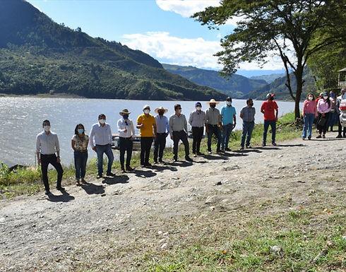 En el Valle de Tenza siguen trabajando por el turismo y la atracción de inversión