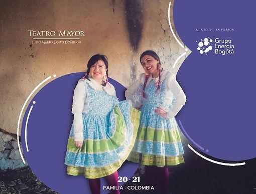 Dueto Primavera & Fundación Artística del Tundama estuvieron en Bogotá