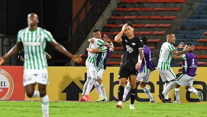 Nacional pasó a fase de grupos en la Libertadores