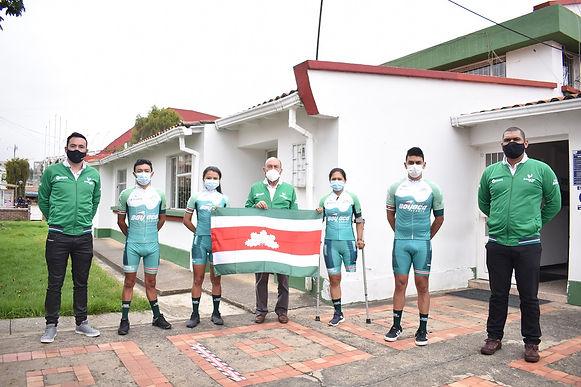 25 deportistas tienen la responsabilidad de hacer brillar a Boyacá en competencias ciclísticas