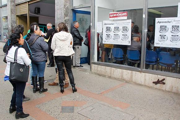 En Tunja ya no hay descuentos para los morosos