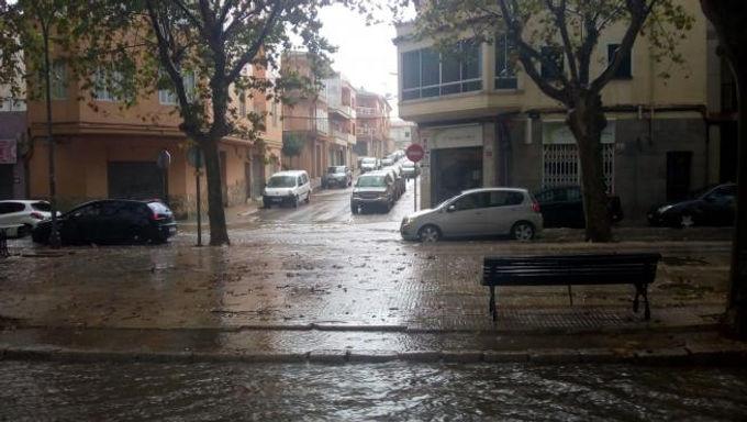 Septiembre, octubre y noviembre, meses de lluvias
