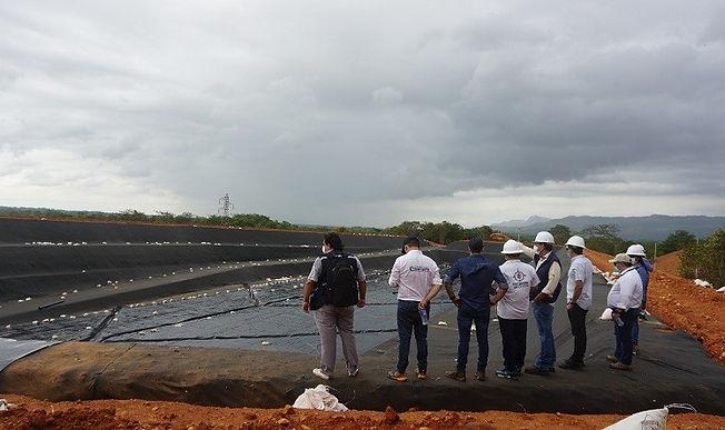 Procuraduría vigila las obras en el relleno sanitario El Cascajar en Yopal, Casanare