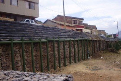 Muro de contención de San José Alto está en la mira