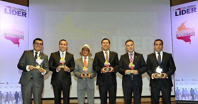 Cundinamarca, Bolívar y Antioquia los departamentos con más postulados al premio de Colombia Líder