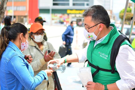 Hoy se retoman medidas estrictas para contener el COVID en Sogamoso