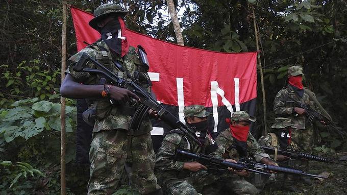 Imputado presunto integrante del ELN por actos de terrorismo en Boyacá