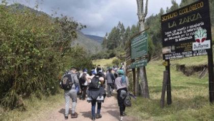 Guías turísticos y visitantes a Duitama, tomen nota para caminatas en sectores rurales