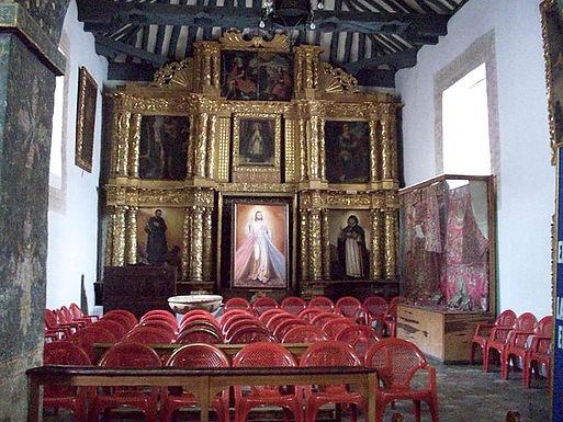 Manos a la obra para restaurar la Iglesia Santa Bárbara