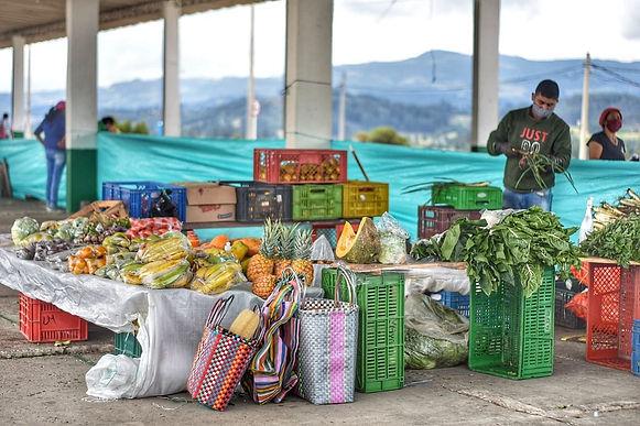 La Plaza de mercado de Paipa abrirá tres días a la semana