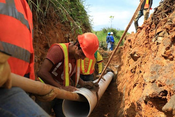 85 mil millones para obras de agua y saneamiento