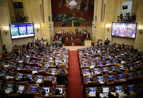 La agenda legislativa y los proyectos priorizados por el Gobierno