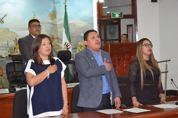 ¿Extralimitación de funciones del Concejo de Tunja?