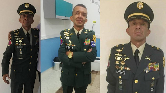 Capturado el falso Mayor del Ejército que estafó a cientos de personas