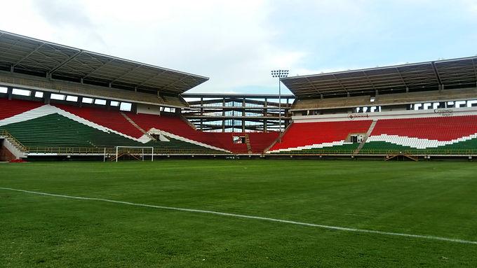 El estadio pronto mostrará una buena cara