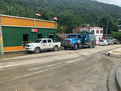 Casi la mitad del departamento de Boyacá en alerta por lluvias