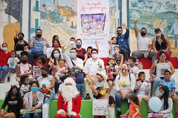 Boyacá tiene 'un regalo de esperanza para compartir en familia'