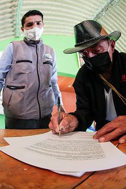 Corpoboyacá firma convenio interinstitucional para la protección de la fauna y flora