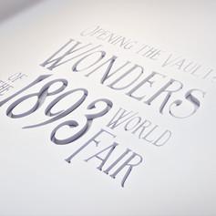 Wonders of the 1893 World Fair Logo
