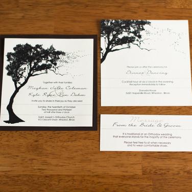 Falling Leaves Wedding