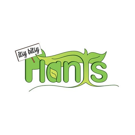 Itsy Bitsy Plants Logo